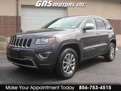 2014 Jeep Grand Cherokee Limited for sale VIN: 1C4RJFBG4EC558361