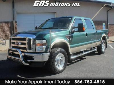 2010 Ford F-250 Lariat Super Duty Crew Cab for sale VIN: 1FTSW2BR4AEA37541