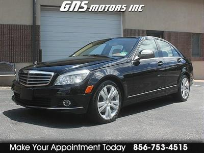 2008 Mercedes-Benz C-Class C 300 4MATIC for sale VIN: WDDGF81X68F078496