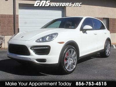 2011 Porsche Cayenne Turbo for sale VIN: WP1AC2A27BLA82431
