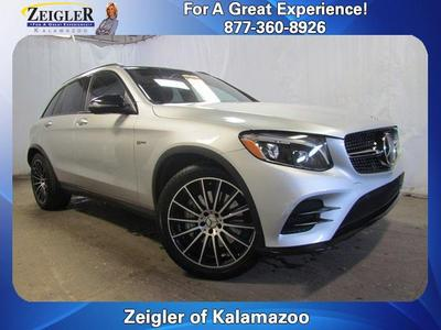 2017 Mercedes-Benz GLC 300 Base 4MATIC for sale VIN: WDC0G6EB1HF196980