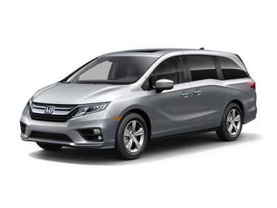 2019 Honda Odyssey EX-L for sale VIN: 5FNRL6H79KB059698