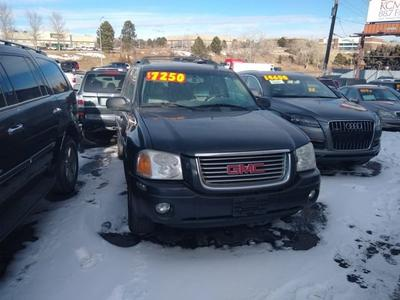 2006 GMC Envoy SLT for sale VIN: 1GKET16S566138154