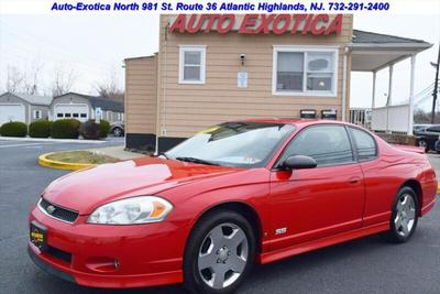 2006 Chevrolet Monte Carlo SS for sale VIN: 2G1WL16C969220298