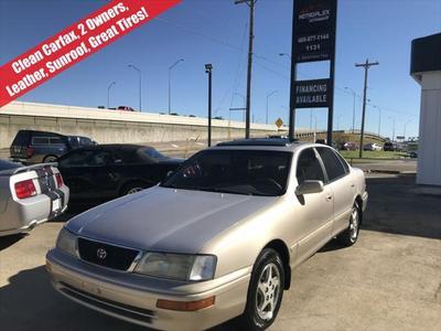 1997 Toyota Avalon XLS for sale VIN: 4T1BF12B7VU156057