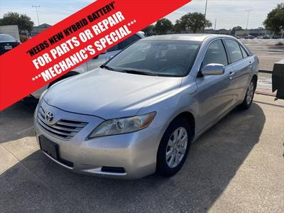 Toyota Camry Hybrid 2007 for Sale in Lewisville, TX