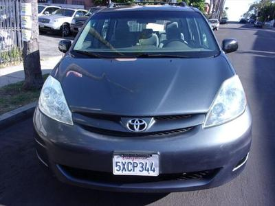 2006 Toyota Sienna LE for sale VIN: 5TDZA23CX6S479491