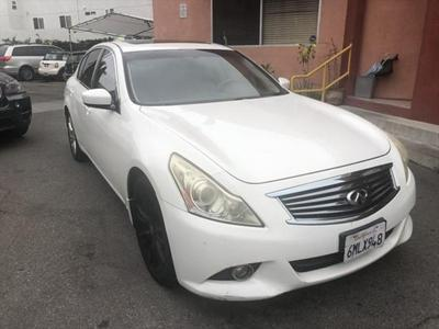 INFINITI G37 2010 for Sale in Los Angeles, CA