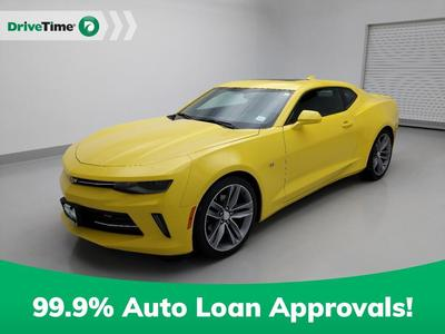 2018 Chevrolet Camaro 1LT for sale VIN: 1G1FB1RS1J0116381
