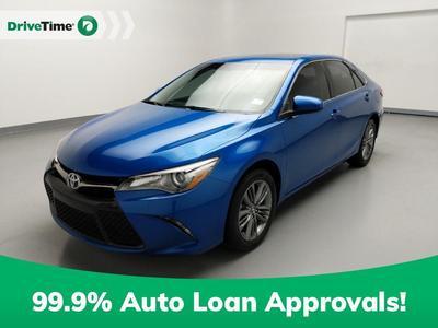 2017 Toyota Camry SE for sale VIN: 4T1BF1FK3HU646994