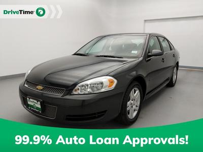 2016 Chevrolet Impala Limited LT for sale VIN: 2G1WB5E34G1103773