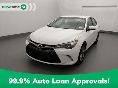 2017 Toyota Camry SE for sale VIN: 4T1BF1FK6HU351243