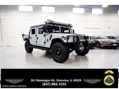 1994 AM General Hummer Hard Top for sale VIN: 137ZA8330RE158057