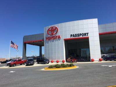 Passport Toyota Image 8