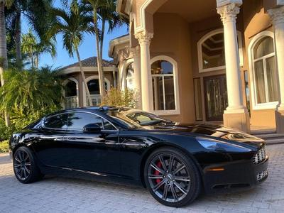 Aston Martin Rapide 2011 for Sale in Fort Lauderdale, FL