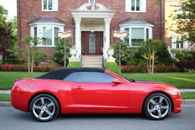 2012 Chevrolet Camaro 2SS for sale VIN: 2G1FK3DJ2C9194820