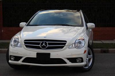 2010 Mercedes-Benz R-Class R 350 4MATIC for sale VIN: 4JGCB6FE3AA112490