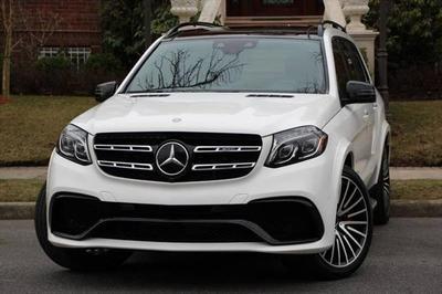 2017 Mercedes-Benz AMG GLS 63 Base 4MATIC for sale VIN: 4JGDF7FE3HA940550