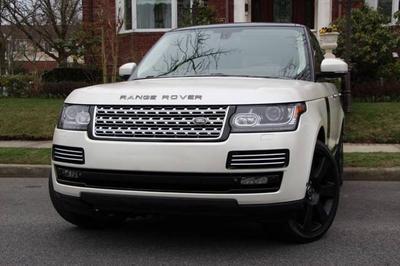 2014 Land Rover Range Rover 5.0L Supercharged Autobiography for sale VIN: SALGV2EF9EA125369