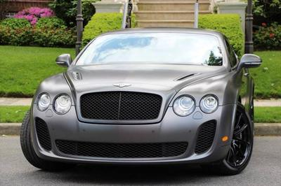 2010 Bentley Continental Supersports  for sale VIN: SCBCU8ZA6AC064493