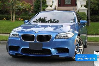 2013 BMW M5 Base for sale VIN: WBSFV9C51DD096896