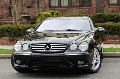 2003 Mercedes-Benz CL-Class CL55 AMG for sale VIN: WDBPJ74J73A034344
