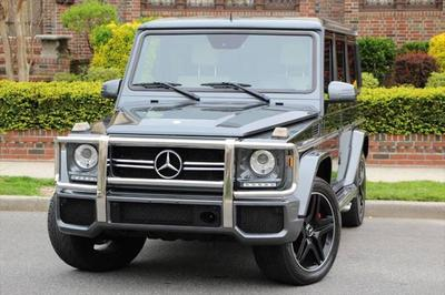 2014 Mercedes-Benz G-Class G 63 AMG for sale VIN: WDCYC7DF6EX219314