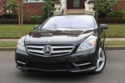 2014 Mercedes-Benz CL-Class CL 550 4MATIC for sale VIN: WDDEJ9EB6EA031777