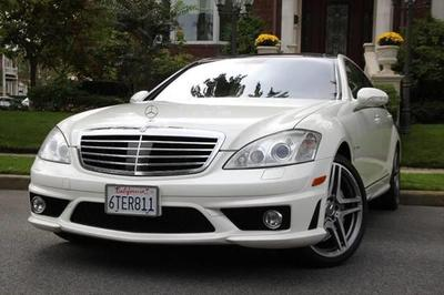 2009 Mercedes-Benz S-Class S 65 AMG for sale VIN: WDDNG79X89A277261