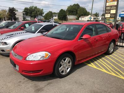 Chevrolet Impala 2012 for Sale in Indianapolis, IN