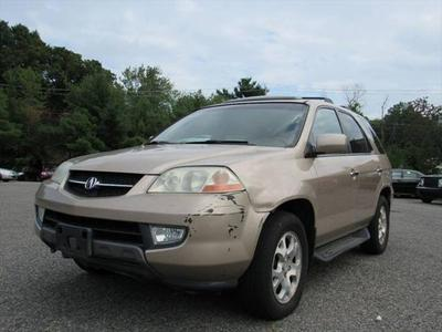 Acura MDX 2002 for Sale in Tewksbury, MA