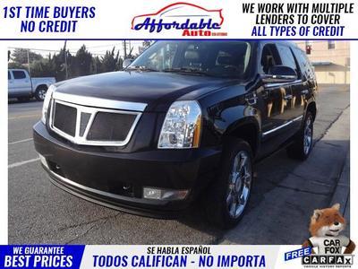 2010 Cadillac Escalade Premium for sale VIN: 1GYUCCEF7AR253332