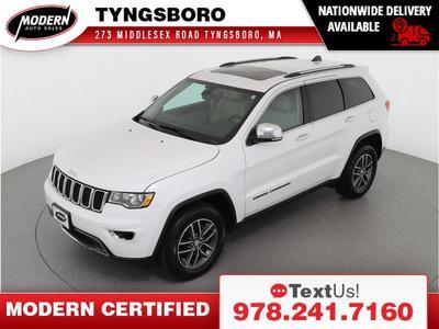Jeep Grand Cherokee 2018 for Sale in Tyngsboro, MA