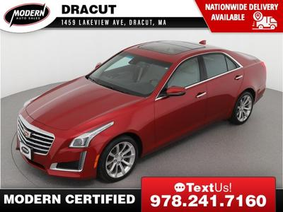 Cadillac CTS 2018 for Sale in Tyngsboro, MA