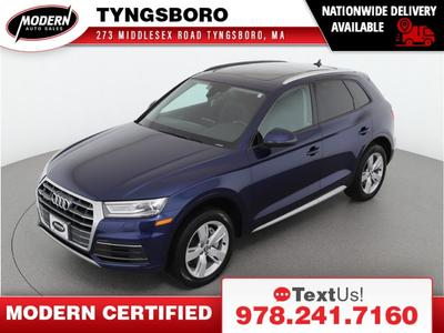 Audi Q5 2018 for Sale in Tyngsboro, MA