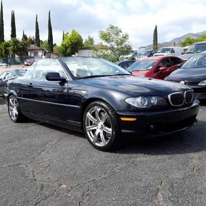BMW 330 2006 for Sale in La Crescenta, CA