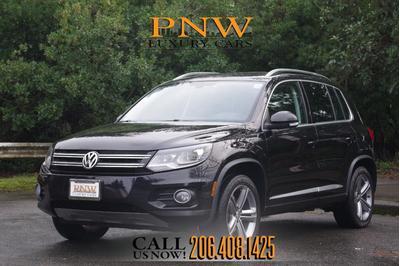 Volkswagen Tiguan 2017 a la venta en Seattle, WA