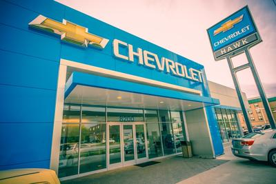 Hawk Chevrolet Bridgeview Image 9
