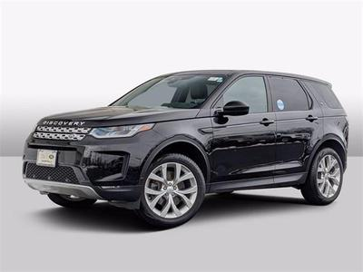 Land Rover Discovery Sport 2020 for Sale in Fairfield, CT