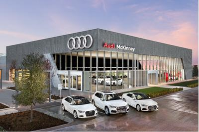 Audi McKinney Image 1