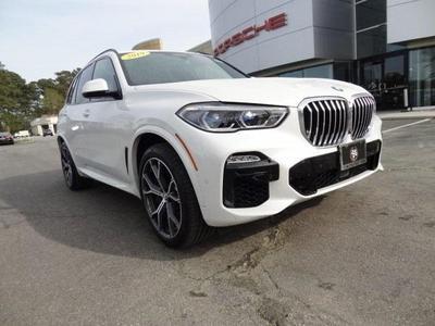 2019 BMW X5 xDrive50i for sale VIN: 5UXJU2C59KLN64709