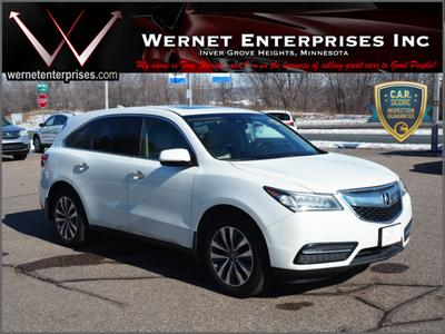 Acura MDX 2016 for Sale in Inver Grove Heights, MN