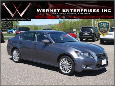 Lexus GS 350 2013 for Sale in Inver Grove Heights, MN