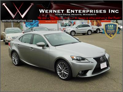 Lexus IS 250 2014 for Sale in Inver Grove Heights, MN