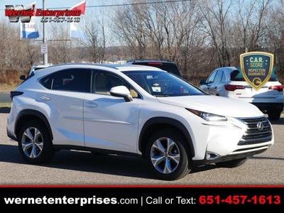 Lexus NX 200t 2017 for Sale in Inver Grove Heights, MN