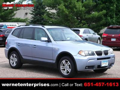 BMW X3 2006 for Sale in Inver Grove Heights, MN