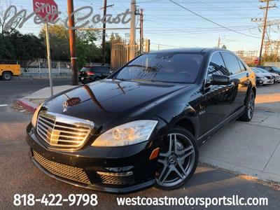 Mercedes-Benz S-Class 2010 for Sale in North Hollywood, CA