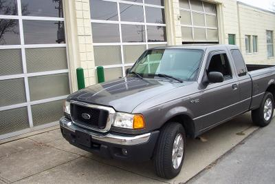 2005 Ford Ranger Edge SuperCab for sale VIN: 1FTZR45E75PA08703
