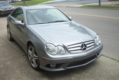 Mercedes-Benz CLK-Class 2009 for Sale in Cincinnati, OH