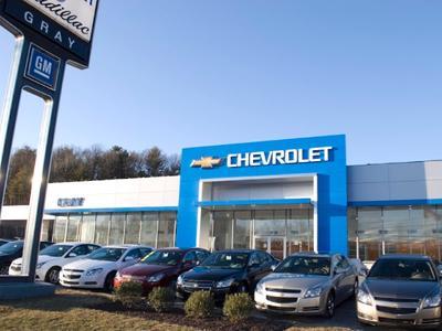 Gray Chevrolet Image 1